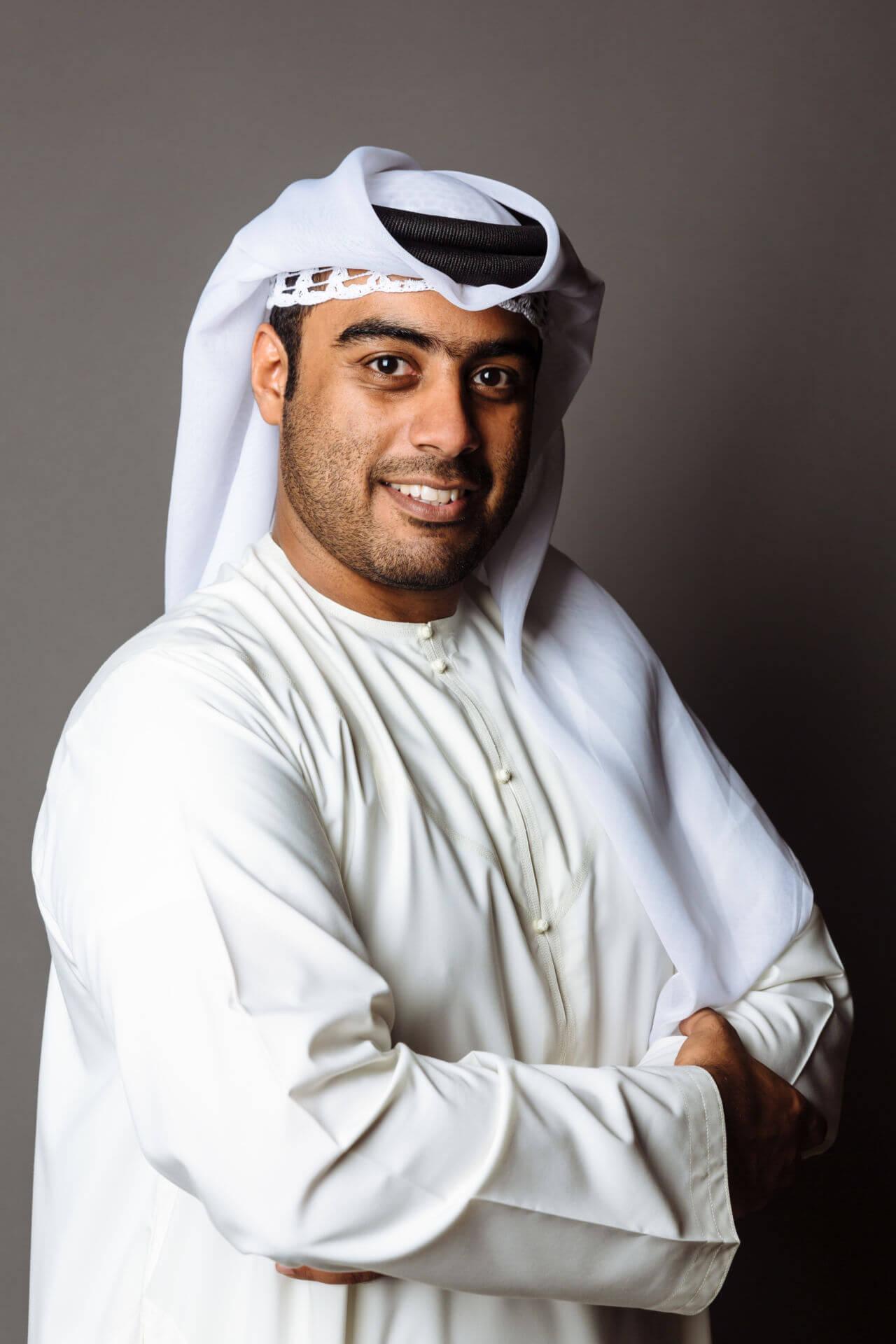 Corporate portraits Dubai