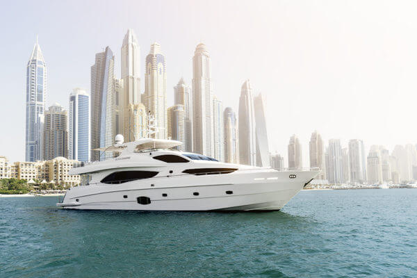 Yacht Photographer Dubai