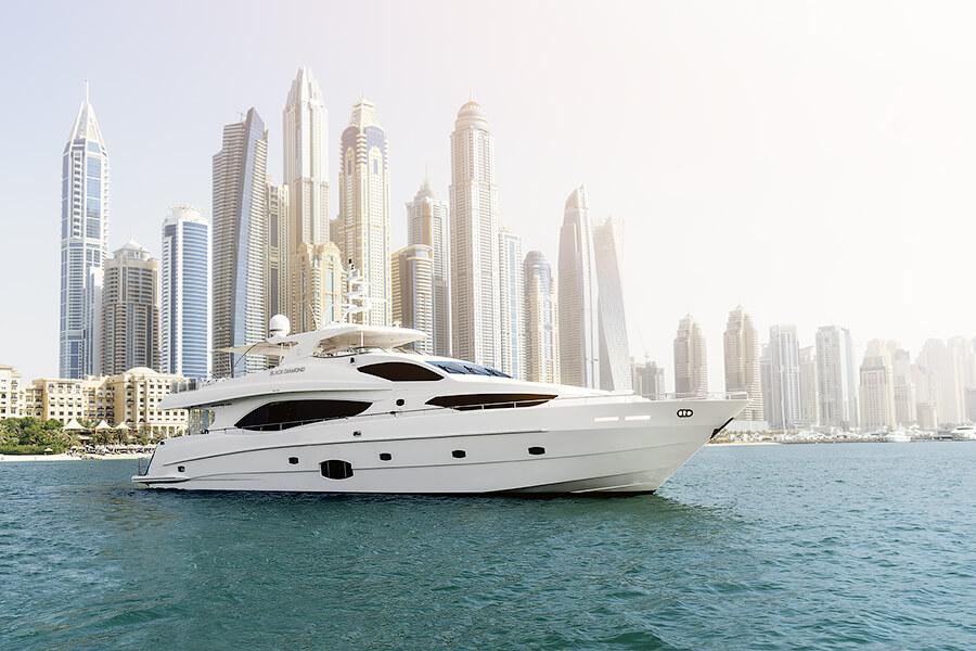 Yacht Photographer Dubai