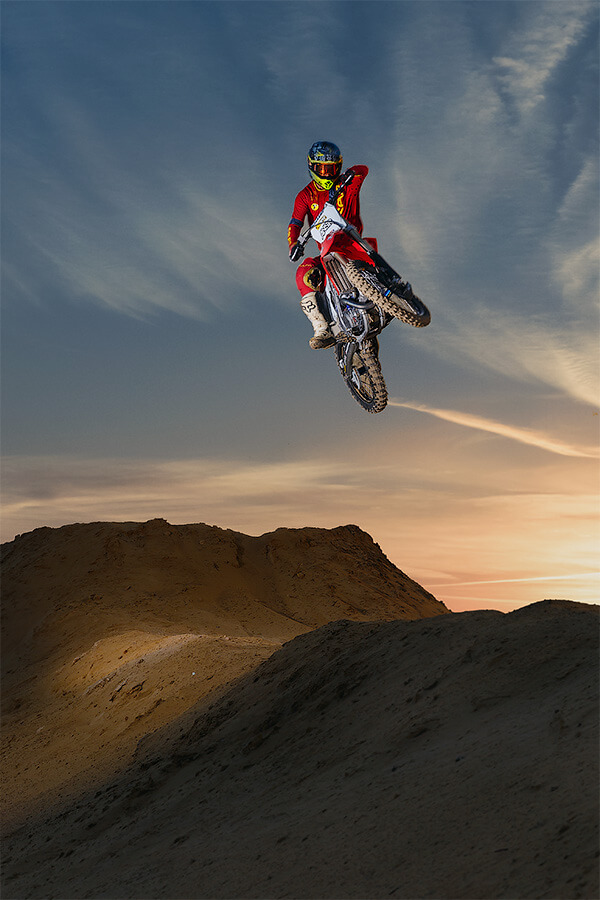 Professional sport photographer Dubai