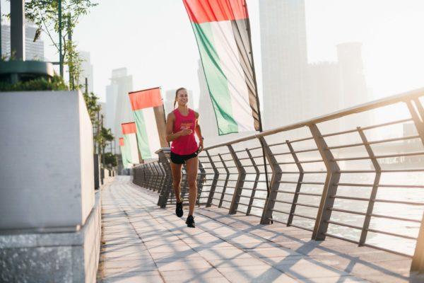 Commercial sport photographer Dubai