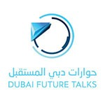 Dubai Future talks company logo Photographer