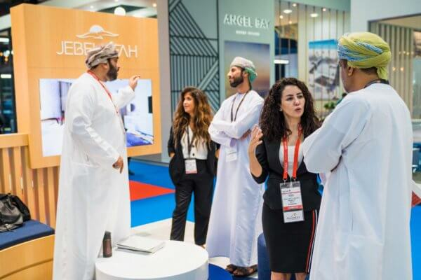Event and exhibition photography in Dubai